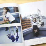 "CHEERZ BOOK vol.04  ""中根もにゃ(STARMARIE)""コラボイラスト(写真:飯田えりか)"